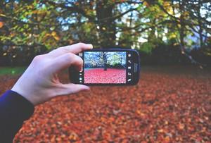 foto filter mobiel