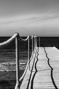 foto zwart wit filter